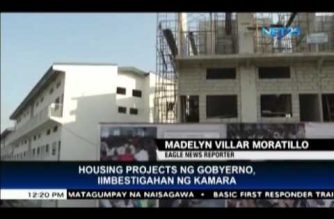 House committee to probe gov't housing projects