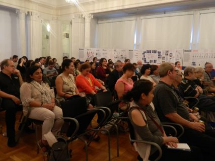 Around 100 guests attended the 2nd night of the EuroAsia Shorts 2017 held at the former residence of the Ambassador of Spain. Photo by Philippine Embassy Washington DC