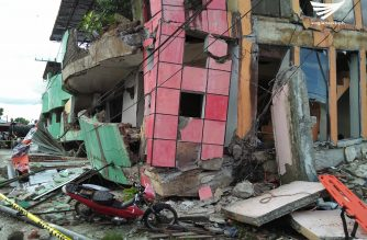 UPDATED: At least two reported dead, several injured after 6.5-magnitude quake jolts Leyte