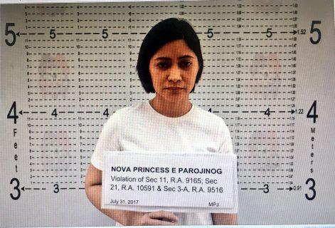 Nova Princess Parojinog