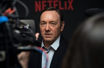 "(FILES): This file photo taken on February 23, 2016 shows actor Kevin Spacey arriving for  the season 4 premiere screening of the Netflix show ""House of Cards"" in Washington, DC.  Kevin Spacey came out as gay early Monday, October 30, 2017 and apologized to actor Anthony Rapp, who accused the Hollywood star of making a sexual advance on him at a 1986 party when he was only 14 years old. Spacey's announcement, posted to his Twitter account at midnight, came after Rapp -- best known for being part of the original cast of Broadway hit ""Rent"" -- made the accusation in an interview with Buzzfeed News.  / AFP PHOTO / Nicholas Kamm"
