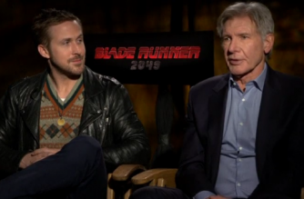 """Thirty five years after the original """"Blade Runner,"""" the movie's sequel, """"Blade Runner 2049,"""" is about to land in cinemas.(photo grabbed from Reuters video)"""