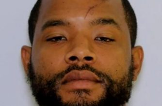 An undated and unlocated police photo of 37-year-old Radee Labeeb Prince released by Harford County Sheriff's office on October 18, 2017 following a shooting in Edgewood, South of Baltimore.  A gunman stormed a suburban Maryland business park Wednesday and shot five people, three of them fatally, before escaping, police officers said. A manhunt was underway for 37-year-old Radee Labeeb Prince, who was associated with the granite business where the shootings took place, said Harford County Sheriff Jeffrey Gahler.  / AFP PHOTO / HARFORD SHERIFF'S  OFFICE / Eric BARADAT / ALTERNATIVE CROP