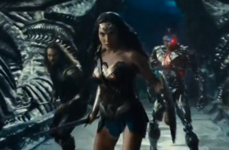 "Superhero movie ""Justice League"" took the top spot at the North American box office over the weekend (November 17-19), earning a disappointing $96 million, according to boxofficemojo.com.(photo grabbed from Reuters video)"