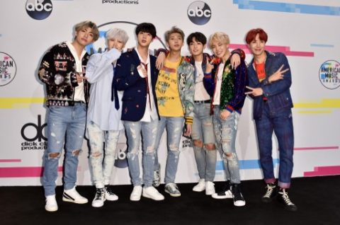 K-pop titans BTS break into US Top 40