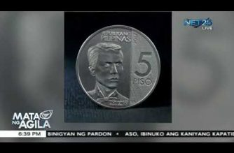 "Senator Binay asks BSP to consider a halt in issuance of new P5 coins; says they ""create confusion"""