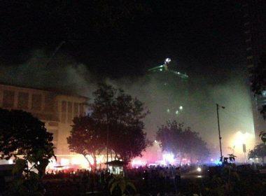 Cebu mall fire | Eagle News