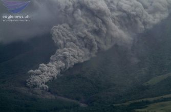 Lalawigan ng Albay isinailalim na sa state of calamity dahil sa aktibidad ng Bulkang Mayon