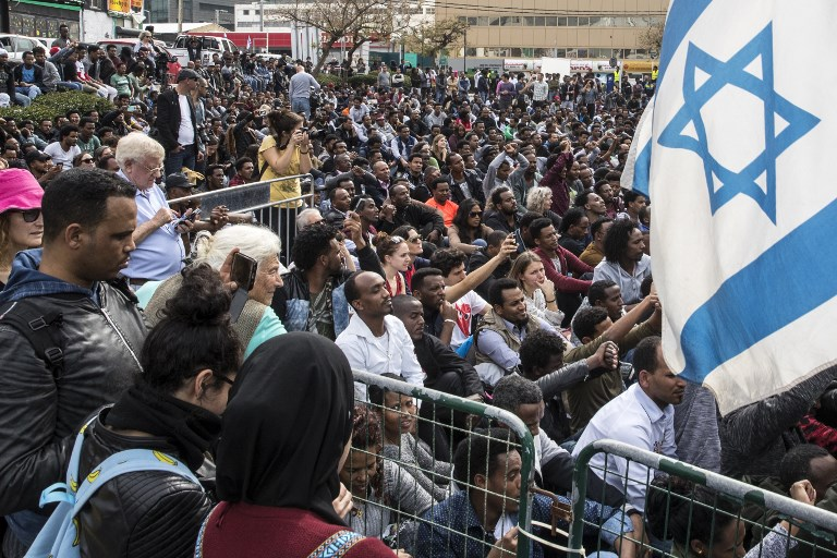 Canada voices concern to Israel over mass expulsion